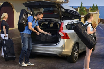 Reisetaschen für Ihr Auto